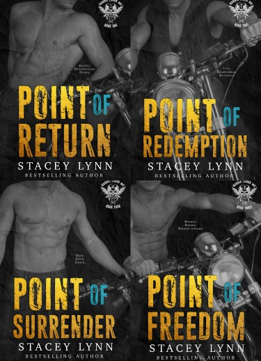 Series Cover Re-Reveal: Nordic Lords MC #1-4 by Stacey Lynn