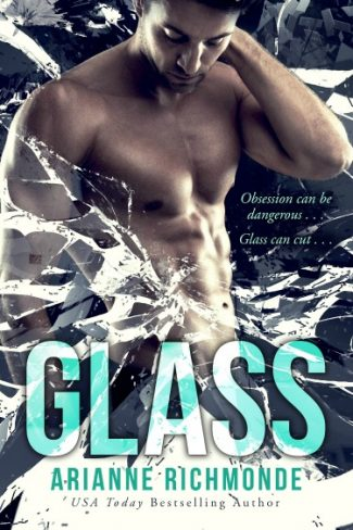 Cover Reveal + Giveaway: Glass by Arianne Richmonde