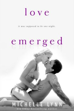 Cover Reveal: Love Emerged (Love Surfaced #3) by Michelle Lynn