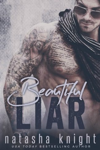 Cover Reveal: Beautiful Liar by Natasha Knight