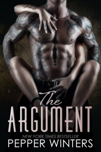 Cover Revel: The Argument by Pepper Winters