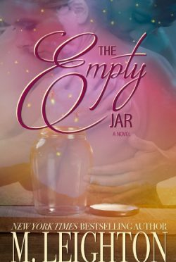 Cover Reveal: The Empty Jar by M Leighton