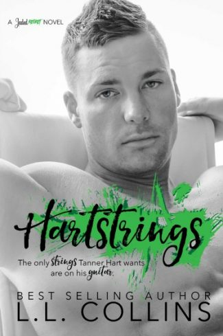 Cover Reveal: Hartstrings (Jaded Regret #3) LL Collins
