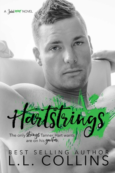 Cover Reveal: Hartstrings (Jaded Regret #3) LL Collins