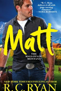 Release Day Blitz + Giveaway: Matt (Malloys of Montana #1) by RC Ryan