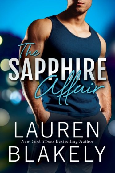 Cover Reveal: The Sapphire Affair (Jewel #1) by Lauren Blakely