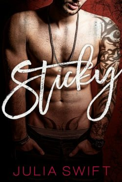 Release Day Blitz + Giveaway: Sticky by Julia Swift