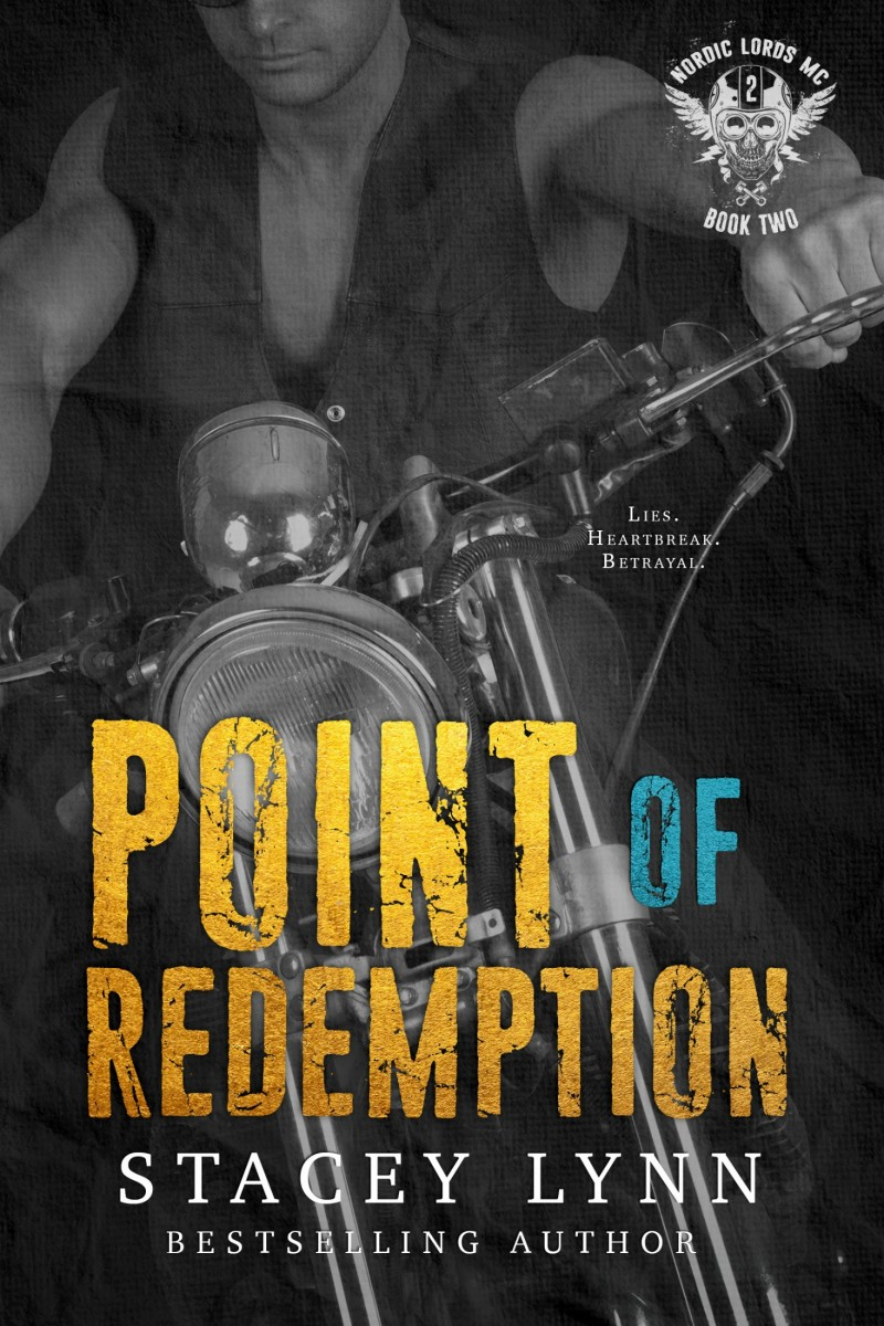 2 Point of Redemption Ebook Cover