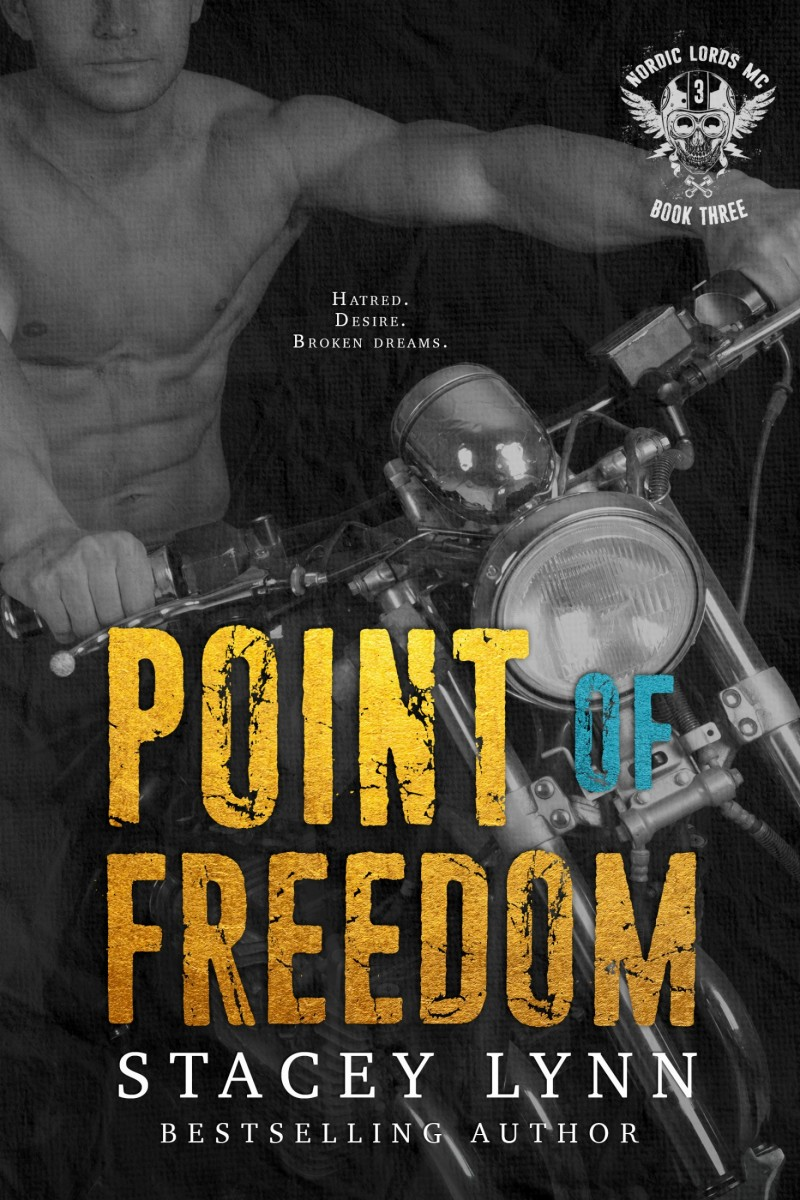 3 Point of Freedom Ebook Cover