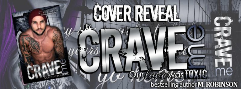 CRAVE ME BANNER