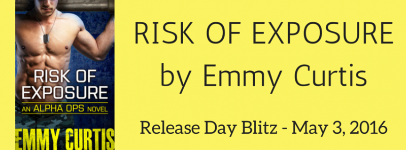RISK OF EXPOSUREby Emmy Curtis
