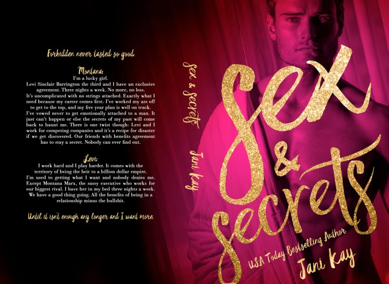 Sex & Secrets Full Jacket