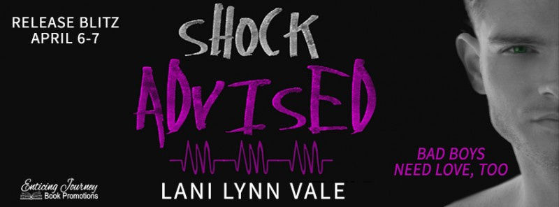 Shock Advised Banner