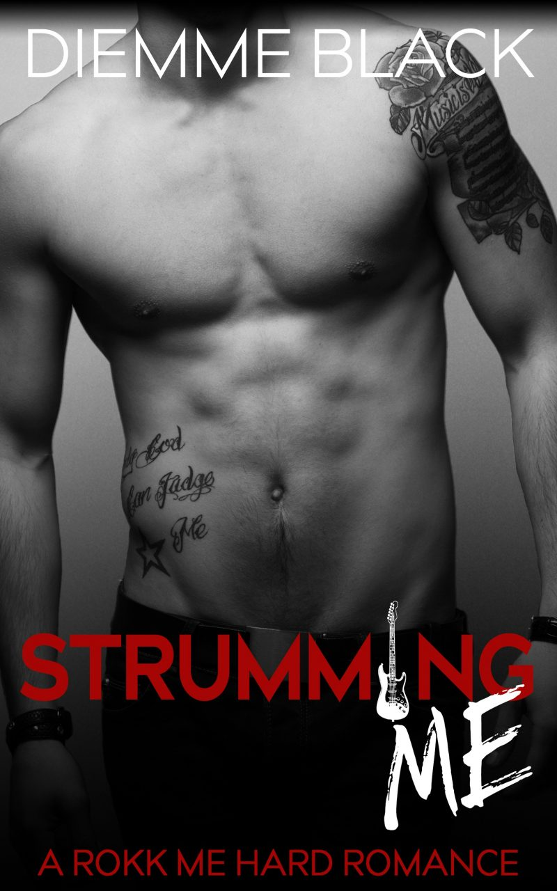 Strumming Me Ebook Cover