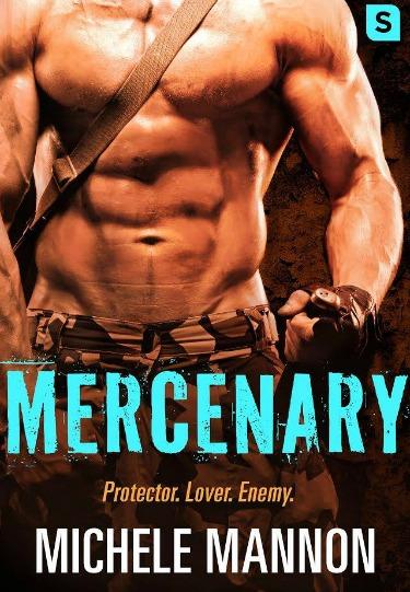 Cover Reveal: Mercenary (Deadliest Lies #2) by Michele Mannon
