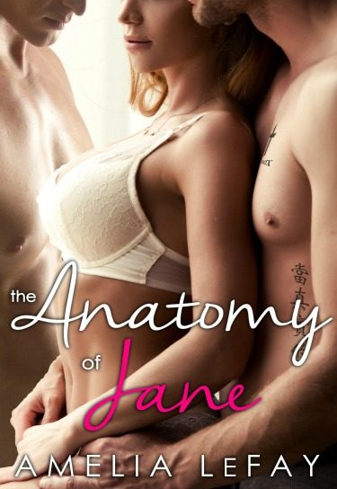 Promo + Giveaway: The Anatomy of Jane (WJM #1) by Amelia LeFay