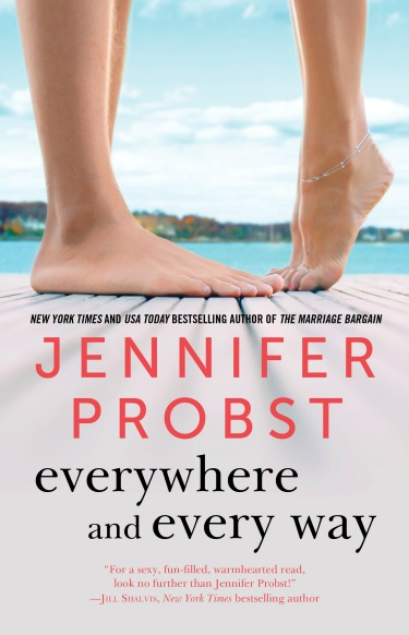Release Day Blitz: Everywhere and Every Way (Billionaire Builders #1) by Jennifer Probst