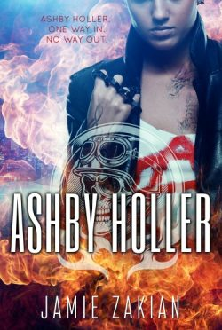 Cover Reveal: Ashby Holler by Jamie Zakian