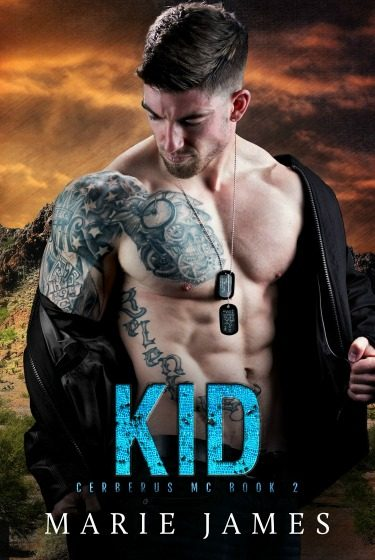 Cover Reveal Giveaway Kid Cerberus Mc 2 By Marie James Books
