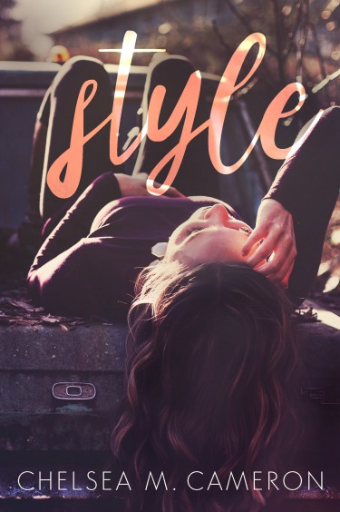 Cover Reveal: Style by Chelsea M Cameron