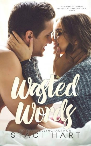 Cover Reveal: Wasted Words by Staci Hart
