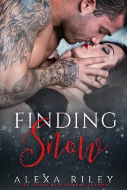 Cover Reveal: Finding Snow (Fairytale Shifter #4) by Alexa Riley