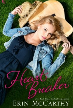 Release Day Blitz: Heart Breaker (Nashville Nights #1) by Erin McCarthy
