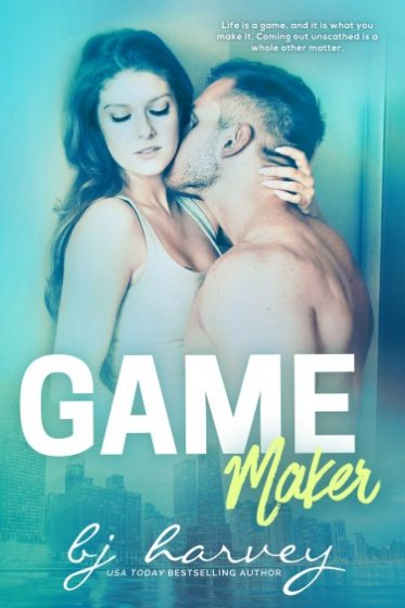 Cover Reveal + Giveaway: Game Maker (Game #2) by BJ Harvey