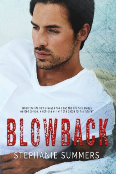 Cover Reveal: Blowback by Stephanie Summers