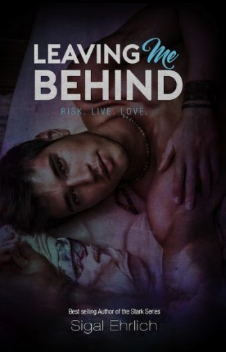 Cover Reveal: Leaving Me Behind by Sigal Ehrlich