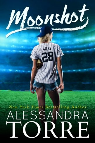 Cover Reveal: Moonshot by Alessandra Torre