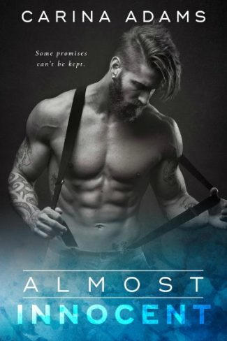 Cover Reveal: Almost Innocent by Carina Adams