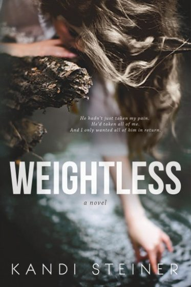 Cover Reveal: Weightless by Kandi Steiner