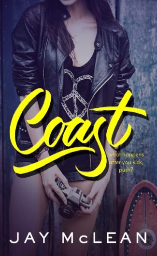 Cove Reveal + Giveaway: Coast (The Road #3) by Jay McLean