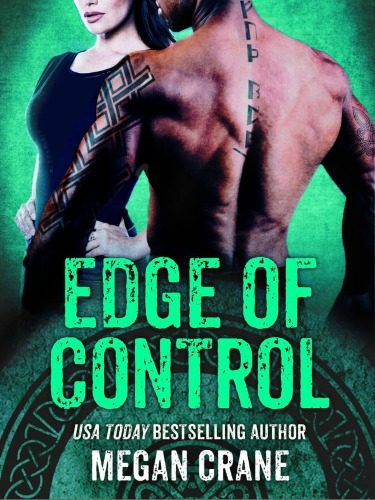Cover Reveal: Edge of Control (The Edge #3) by Megan Crane
