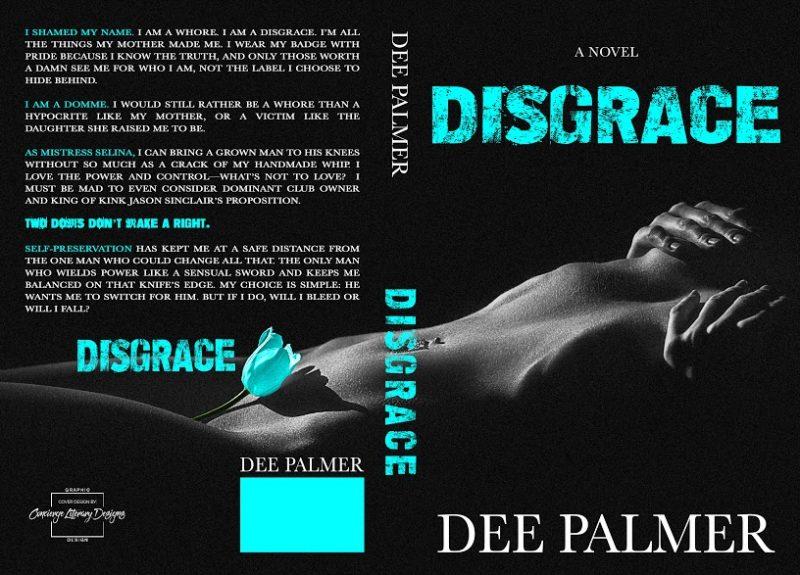 DISGRACE - FULL WRAP-2