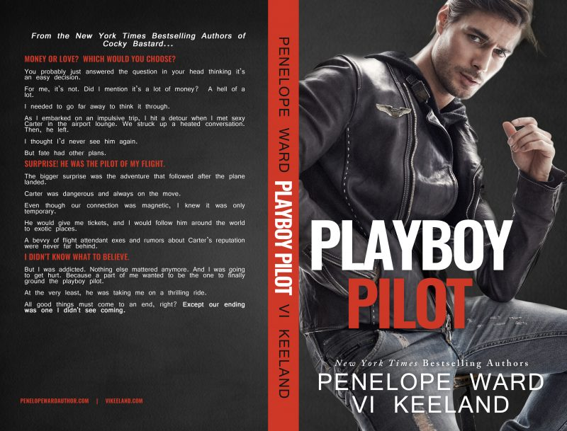 PlayboyPilotBookCover5x8_BW_264