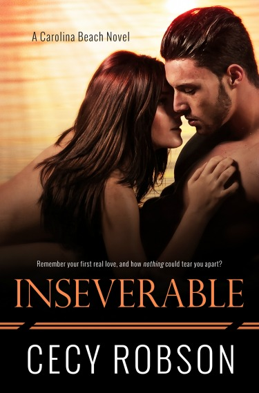 Promo + Giveaway: Inseverable (Carolina Beach #1) by Cecy Robson