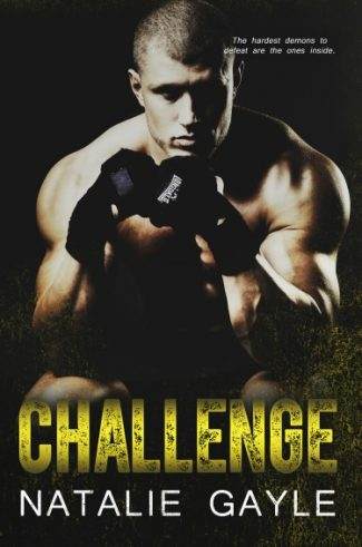 Cover Reveal + Giveaway: Challenge (Oni Fighters #3) by Natalie Gayle