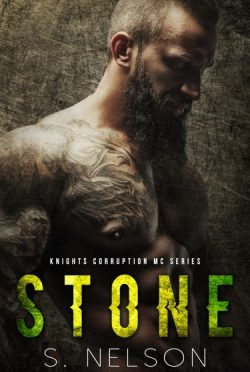 Release Day Blitz + Giveaway: Stone (Knights Corruption MC #2) by S Nelson
