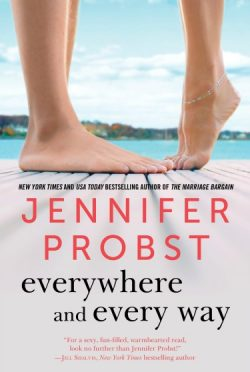 Review: Everywhere and Every Way (Billionaire Builders #1) by Jennifer Probst
