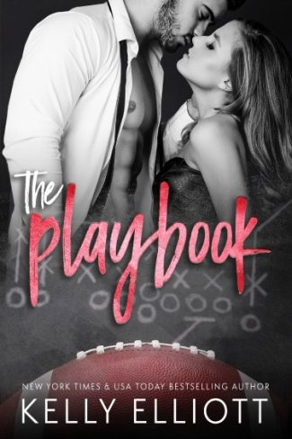 Cover Reveal: The Playbook by Kelly Elliott