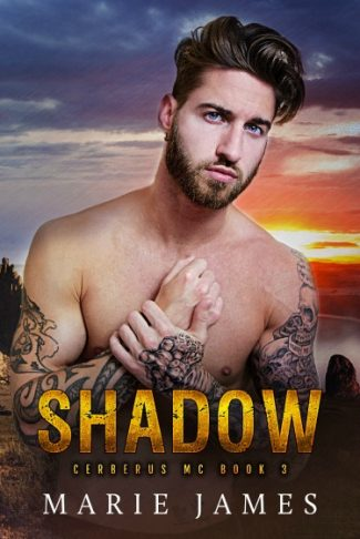 Cover Reveal + Giveaway: Shadow (Cerberus MC #3) by Marie James
