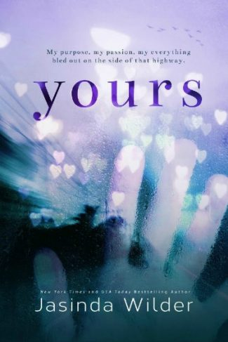 Cover Reveal + Giveaway: Yours by Jasinda Wilder