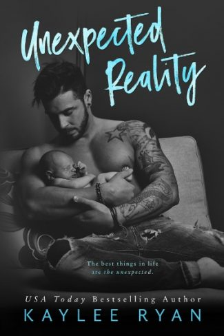 Cover Reveal: Unexpected Reality by Kaylee Ryan