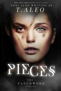Cover Reveal: Pieces (Patchworks #1) by T Aleo