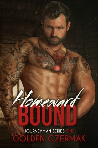 Release Day Blitz + Giveaway: Homeward Bound (Journeyman #1) by Golden Czermak
