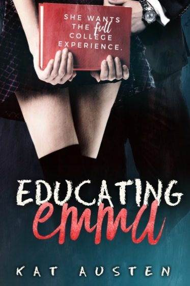 Cover Reveal: Educating Emma by Kat Austen