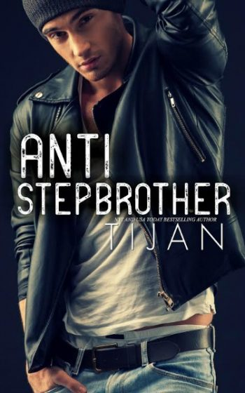 Cover Reveal: Anti-Stepbrother by Tijan