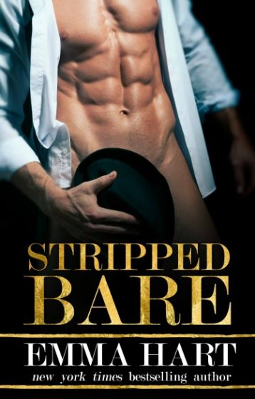 Release Day Blitz: Stripped Bare by Emma Hart